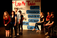 Love me Tinder by Kathleen Connors