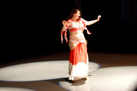 Belly Dance on the Fringe by Blake Aghili