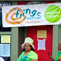 KC Fringe Keggs and Eggs St Paddys Day 2012
